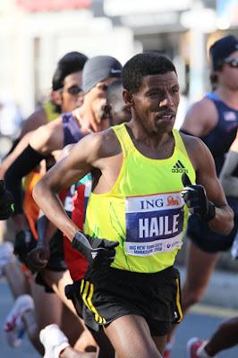 Nyc Marathon 2010 Gebreselassie derniere course