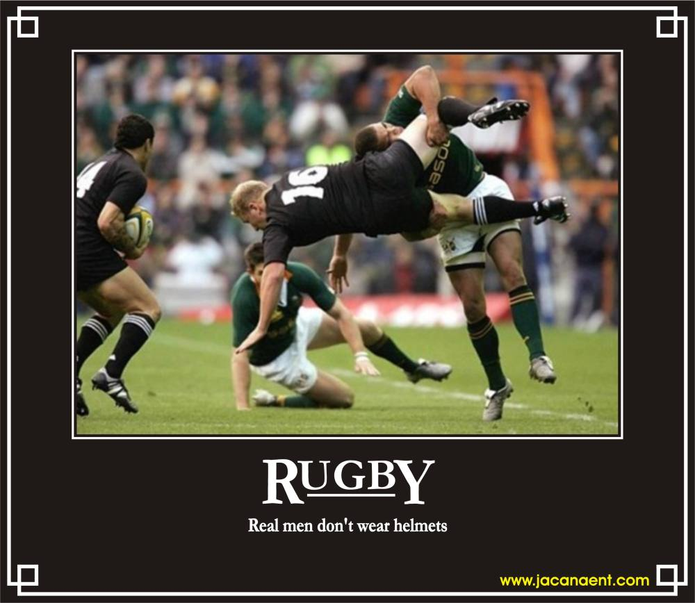 Old Rugby Player Jokes