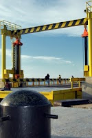 Pengoperasian Feri Molor Lagi - Pelabuhan Feri Juata Laut Tarakan