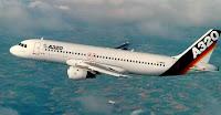 Bandara Juwata Tarakan Didarati Airbus A320 - Ardiz Tarakan