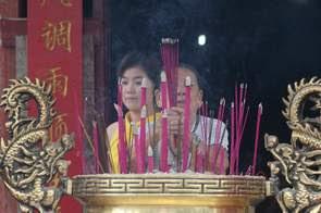 Tradisi Cap Go Meh Warga Tionghoa di Tarakan - Ardiz