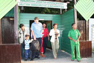 Wisata Borneo - Tarakan Island - Kawasan Wisata Konservasi Hutan Mangrove dan Bekantan - Ardiz