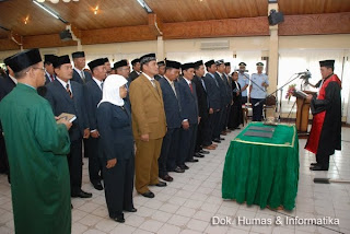 Peresmian dan Pengucapan Sumpah/Janji Anggota DPRD Kota Tarakan