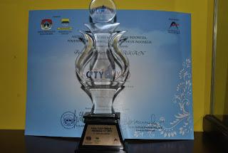 Tarakan Raih Juara Stand Terbaik I di Indonesia City Expo 2010