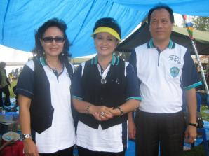 Alicia Djohar Ingin Syuting Film di Pantai Amal Tarakan - Borneo