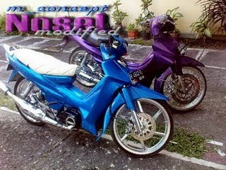 Photo Modifikasi Yamaha Fizr