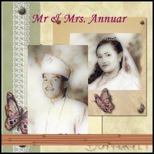 Mr. & Mrs. Annuar