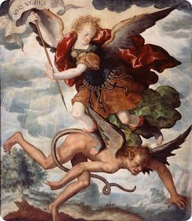 Gabriel   Dios Es Mi Protector  El Que Anuncia La Buena Nueva A Mar  A