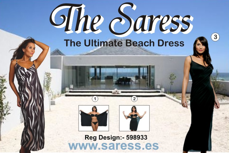 Saress beach dress singapore style