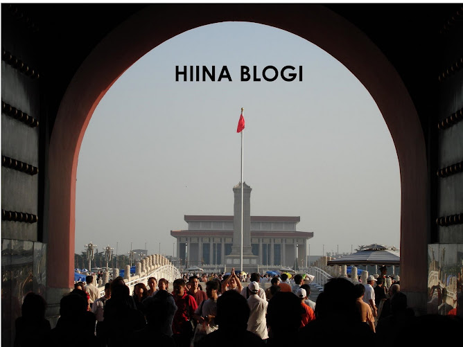 Hiina blogi