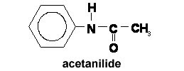 hydrolysis of acetanilide Hydrolysis of a sugar has its own name: saccharification for example, the sugar sucrose may undergo hydrolysis to break into its component sugars, glucose and fructose.