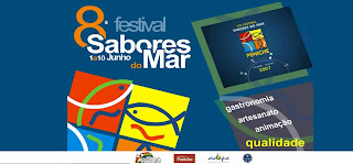 VIII Festival sabores do Mar