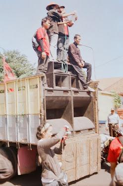 Demo BURUH Tgl 1 Mei 2010.