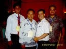 Kongres Di Batam Bersama Pdt. Eko Widiarto, Pdt. Ferdinand Gosal, Pdt. Daniel Yakub