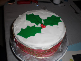 Larger Christmas Cake