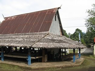Download this Provinsi Papua Rumah Adat Tradisional Honai picture