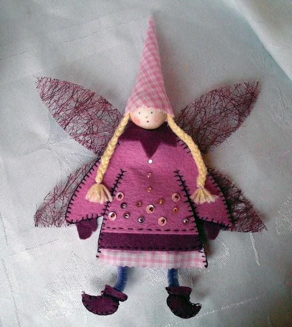 Violette sans son Potiron
