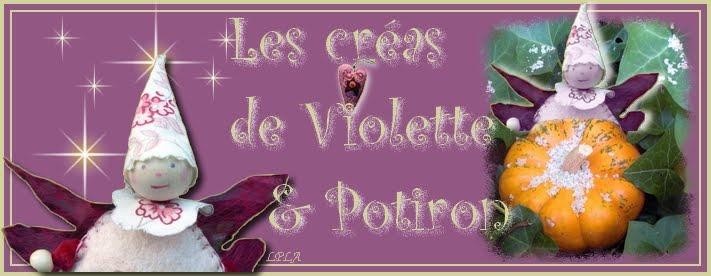 Violette et Potiron