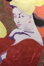 pinturas serie : mujeres