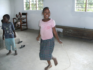 One World One Rope Jump Rope in Africa International jump rope Tanzania
