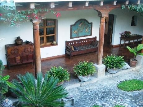 Gabriela del valle for Restauracion de casas viejas