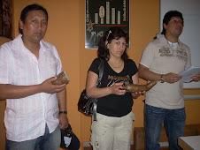 Dña: Karina Gallego nuestra presidenta