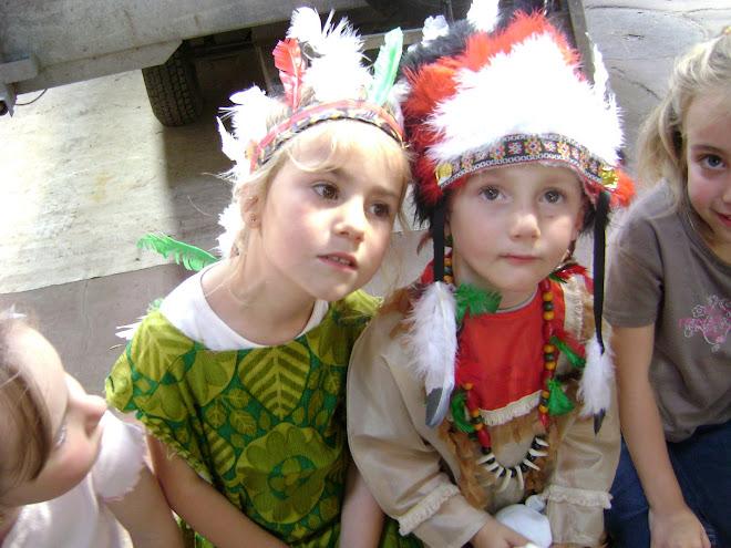 Suzanne et Louis (enfants du soleil)
