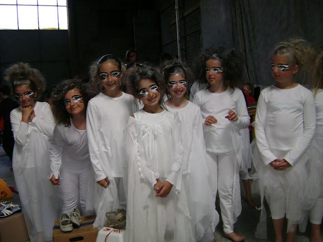 "danse moderne 8-10 ans - ""le brouillard"""