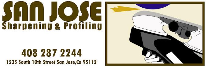 San Jose Sharpening & Profiling