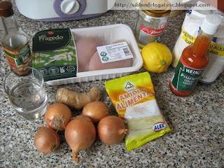ingrediente reteta pui