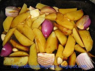 cartofi reteta jamie oliver