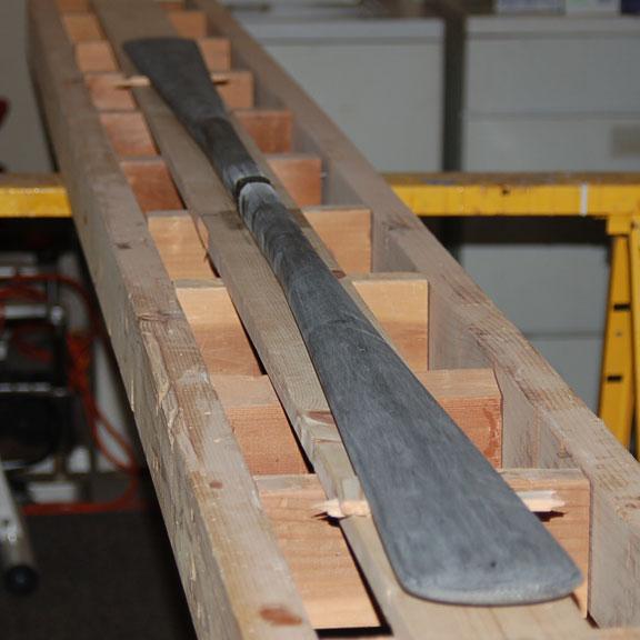 Homemade Carbon Fiber : Diy greenland kayak wilson