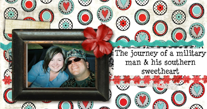 The journey of a military man and his southern sweetheart