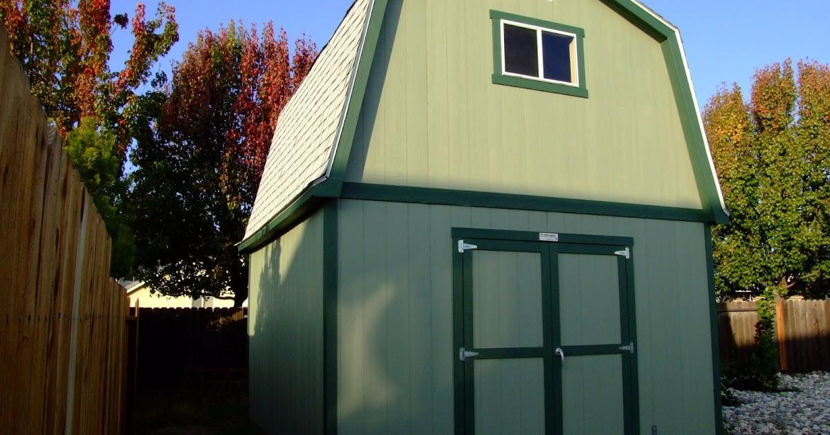 Shed Talk 14x14 Tall Barn Pro Exteriors