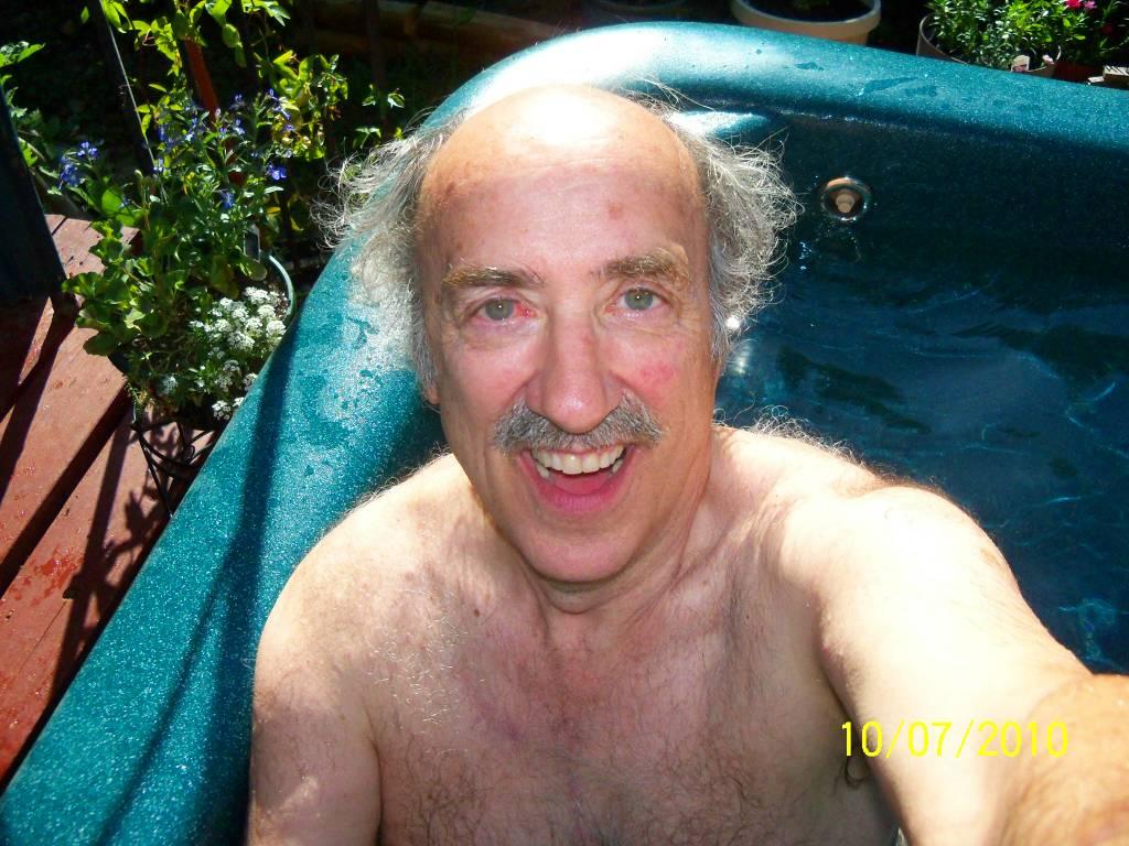 Porn of old man