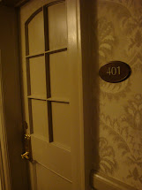 Stanley Hotel Haunted Room 401