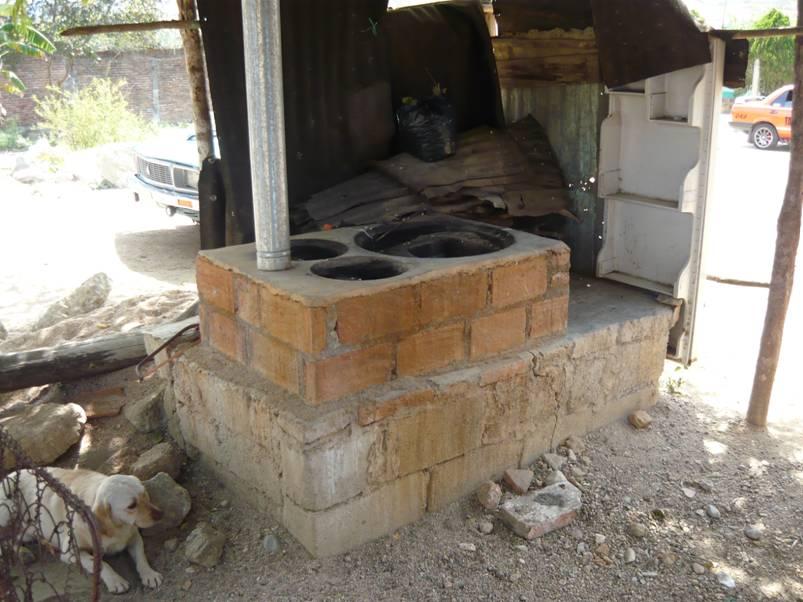 Proyectos uvd colonia viva cardenas - Como hacer una cocina de lena ...