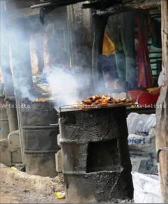 Proyectos uvd fogones de le a abiertos - Cocinar en la chimenea ...