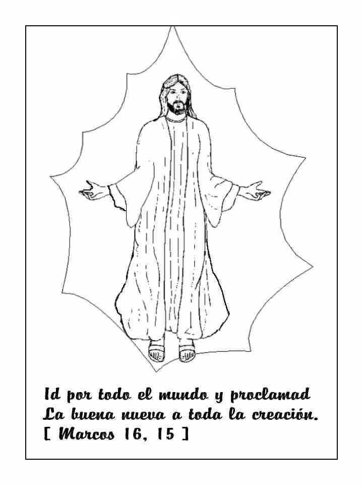 Jesus resucitado para niños
