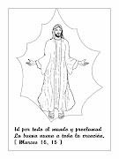 resucitado para niños jesus resucitado
