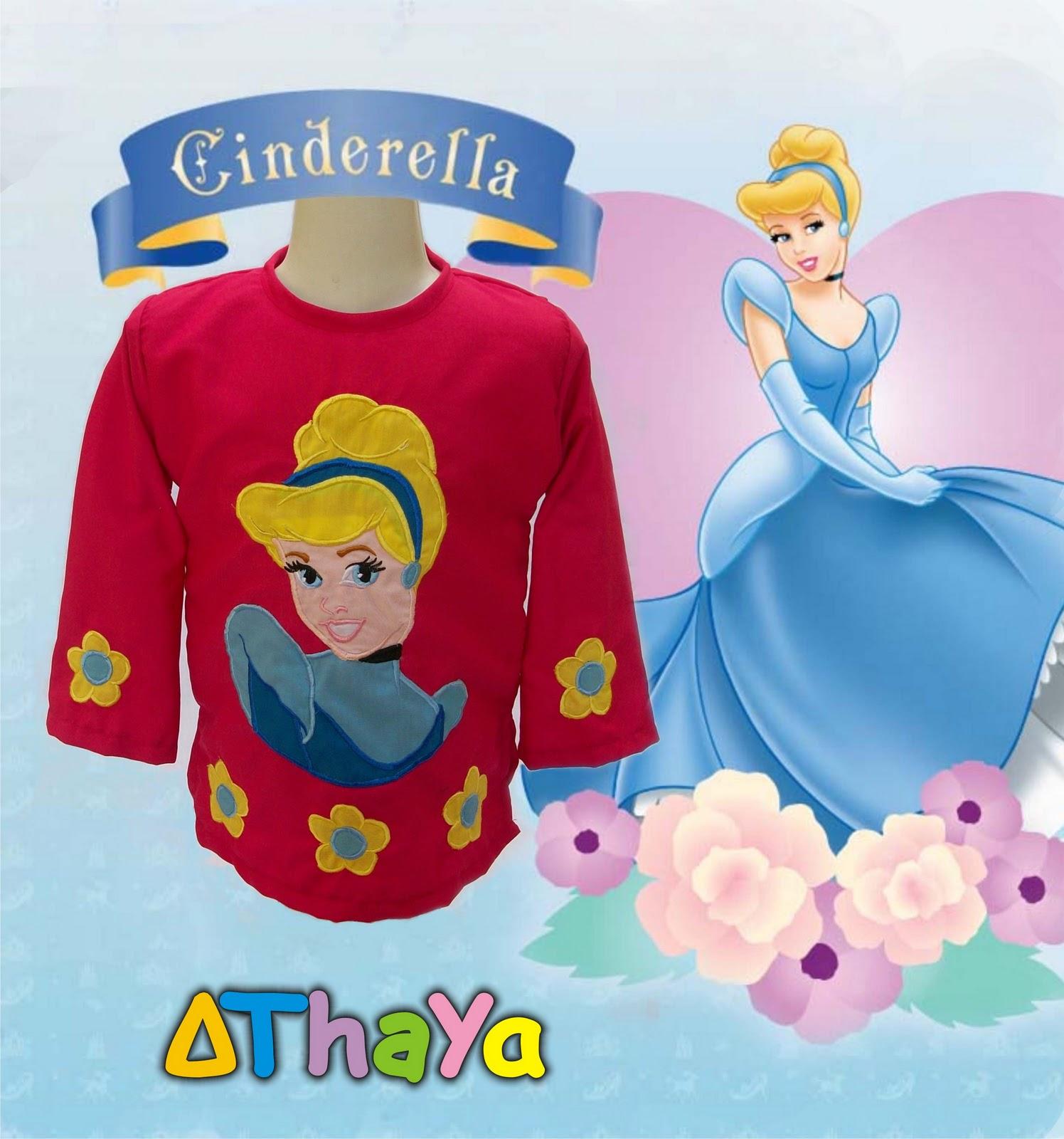Baju Cinderella