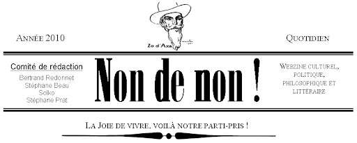 NON DE NON !