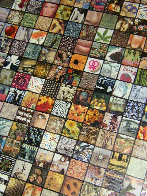 Detail Grid Collage