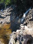 Segunda cachoeira do Lajeado...
