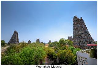 Madurai temple,Meenakshi Amman temple,Meenakshi Amman temple Towers,wide anle view of towers