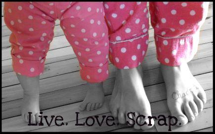 Live. Love. Scrap