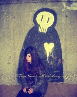 ... y me dejo que me sangres el corazón