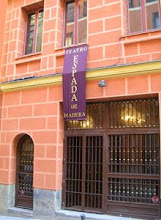 Teatro Espada de Madera