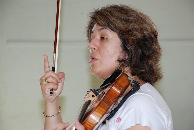 """Retour sur l'Académie 2007 - """"Le doigt du Maître de Musique"""""""