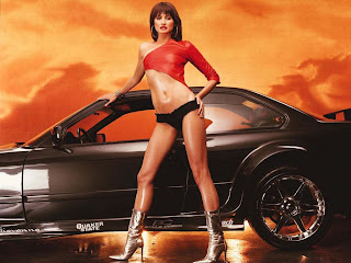 Cars Preview Hot Girls And Cars Wallpaper 4